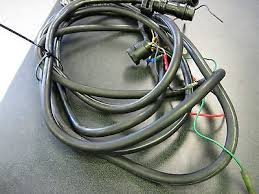 yamaha outboard ft pin main wiring harness a  yamaha outboard main boat harness 688 8258a 50 00