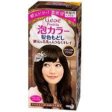 Kao Liese Prettia Awa Hair Color