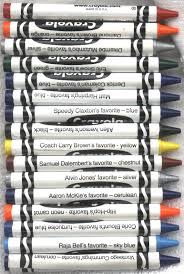 Small Picture The Crayon Blog Rare and Not Rare A Visual look at Crayola