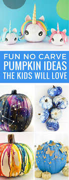 25 Unusual Pumpkin Decorating Ideas - Without Carving!