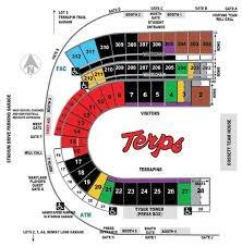 Maryland Football Stadium Seating Chart Maryland Terrapins 2010 Football Schedule