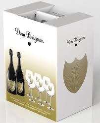 moet chandon dom perignon 2 bottles 6 gles gift set 2009 the g tray