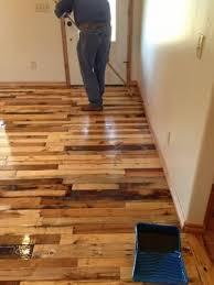 pallet floor project