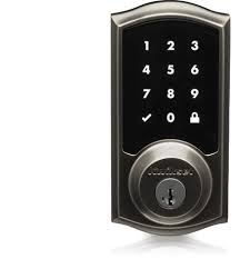 Front door knobs and locks Outdoor Door Premis Door Lock Twhomeshowcom Kwikset Door Locks Door Hardware Smart Locks Smartkey Technology