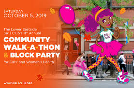 11th Annual Walk A Thon And Block Party For Girls And Women S Health
