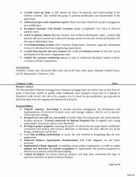 Business Analyst Sample Resume Sample Resume Business Analyst Helpful Summary Of Strongly Preferred 40