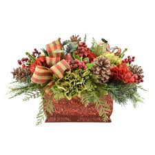 Creative Displays And Designs Inc Cdho1154 Christmas Centerpieces Christmas Floral