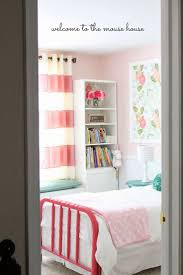 Pink Girls Bedroom 17 Best Ideas About Vintage Girls Bedrooms On Pinterest Vintage