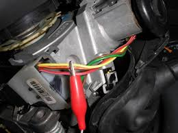 bulldog security diagrams this picture shows the 3 passlock ii wires marked the red clip as they exit the ignition switch tumbler of these 3 wires the red white wire is
