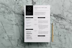 Graphic Designer Resume Template The Best CV Resume Templates 100 Examples Design Shack 31