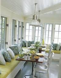 sunroom dining room.  Dining Sunroom Dining Room Sunrooms Cape Cod Ma Ri Great Look For Our Love  The Bench Throughout