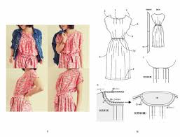 Easy Sewing Patterns For Beginners Magnificent Tilly And The Buttons How To Sew Japanese Sewing Patterns