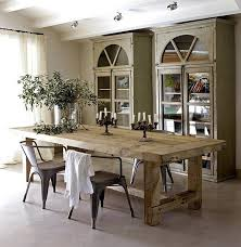 rustic dining room table modern wood with prepare 12