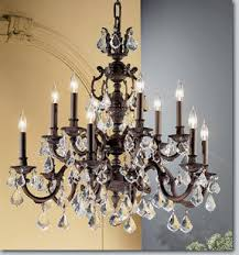 bronze and crystal chandelier. Brass And Crystal Chandelier For Your Interior Designing Home Ideas With Bronze E