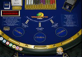 Игровой автомат покер