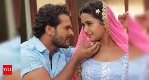 khesari lal yadav and kajal raghwani
