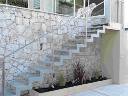 Construire Un Escalier De Jardin En Bois Evtod