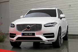 volvo new car releaseNew 2016 Volvo Suv Prices MSRP  Cnynewcarscom  Cnynewcarscom