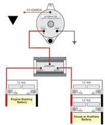 ignition switch troubleshooting & wiring diagrams pontoon forum ignition system troubleshooting wiring diagram single alternator battery isolator wiring diagram