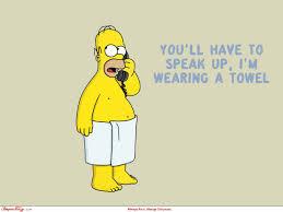 funny homer cartoon quote hd
