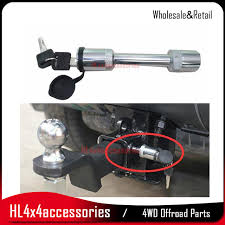 ball hitch lock. recovery kits tow bar ball trailer parts hitch coupler lock with key caravan heavy duty receiver r