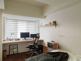 Home Office Design For Small Apartment Bedroom