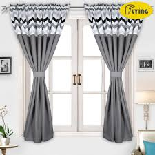 Curtain Designs And Colors Us 23 9 Flying Curtain With Printing Waves Colors Designs Heavy Cloth Window Curtain For Bedroom Window And Big Window In Curtains From Home