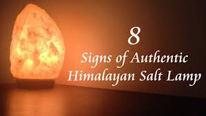 Real Salt Lamp Classy √ 32 Signs of Authentic Himalayan Salt Lamp Himalayan Salt Lamp Guide