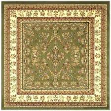 square rug sage ivory 8 ft x area outdoor 4 4x4