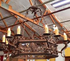 saveenlarge wrought iron chandeliers mexican