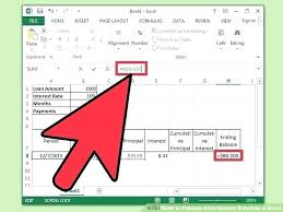 Commercial Loan Amortization Schedule Excel Printable With Balloon ...
