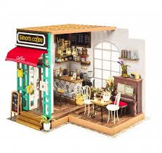 <b>Конструктор</b> Diy house Кофейня DG109 Артикул 699250 купить ...