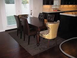Dining Room Simple Design Small Dining Room Rug Ideas Material - Room dining