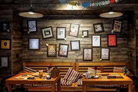 picture, wall, decoration, restaurant, interior