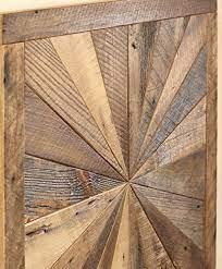reclaimed wood barn wood wall art