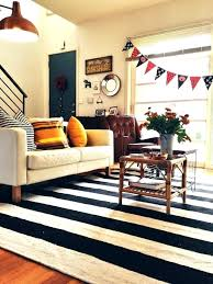 black and white striped rugs area rug target outdoor
