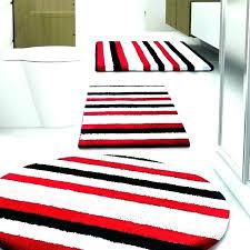 contemporary bathroom rugs sets 3 piece bathroom rug sets target bathroom rug sets red bath rug
