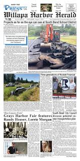 August 7 2019 Willapa Harbor Herald And Pacific County