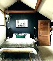dark accent wall best for bedroom navy blue walls ideas on brown in bed
