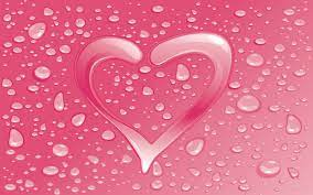 wallpaper, Valentines wallpaper, Pink heart