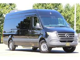 There are two passenger versions as well as. New 2020 Mercedes Benz Sprinter Passenger 170 Wb Passenger Van In Fairfield Cv1041 Mercedes Benz Of Fairfield