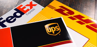 Ups Rate Chart 2018 Shipping Carriers Compared Dhl Vs Fedex Vs Ups In 2019