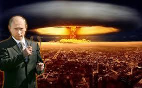 Image result for фото путин и взрыв атомной бомбы