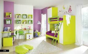 Paint Colors For Kids Rooms Colorfulgreenpurplekidsbedroom Enchanting Colors For Kids Bedrooms