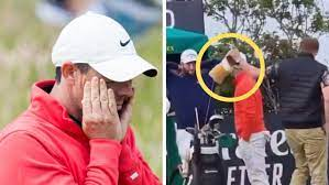 Rory McIlroy, fan arrested at Scottish ...