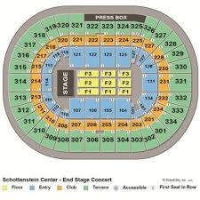 Ohio State Schottenstein Center Seating Chart Chart Images Online