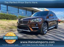 Used Bmw X1 For Sale In Raleigh Nc Cargurus