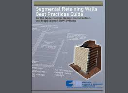 Small Picture NEW SRW BEST PRACTICES MANUAL CornerStone Wall Solutions