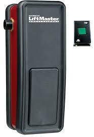 liftmaster garage door opener reset formula 1