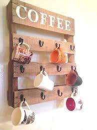 coffee cup wall rack coffee mug storage ideas 3 coffee cup wall rack diy